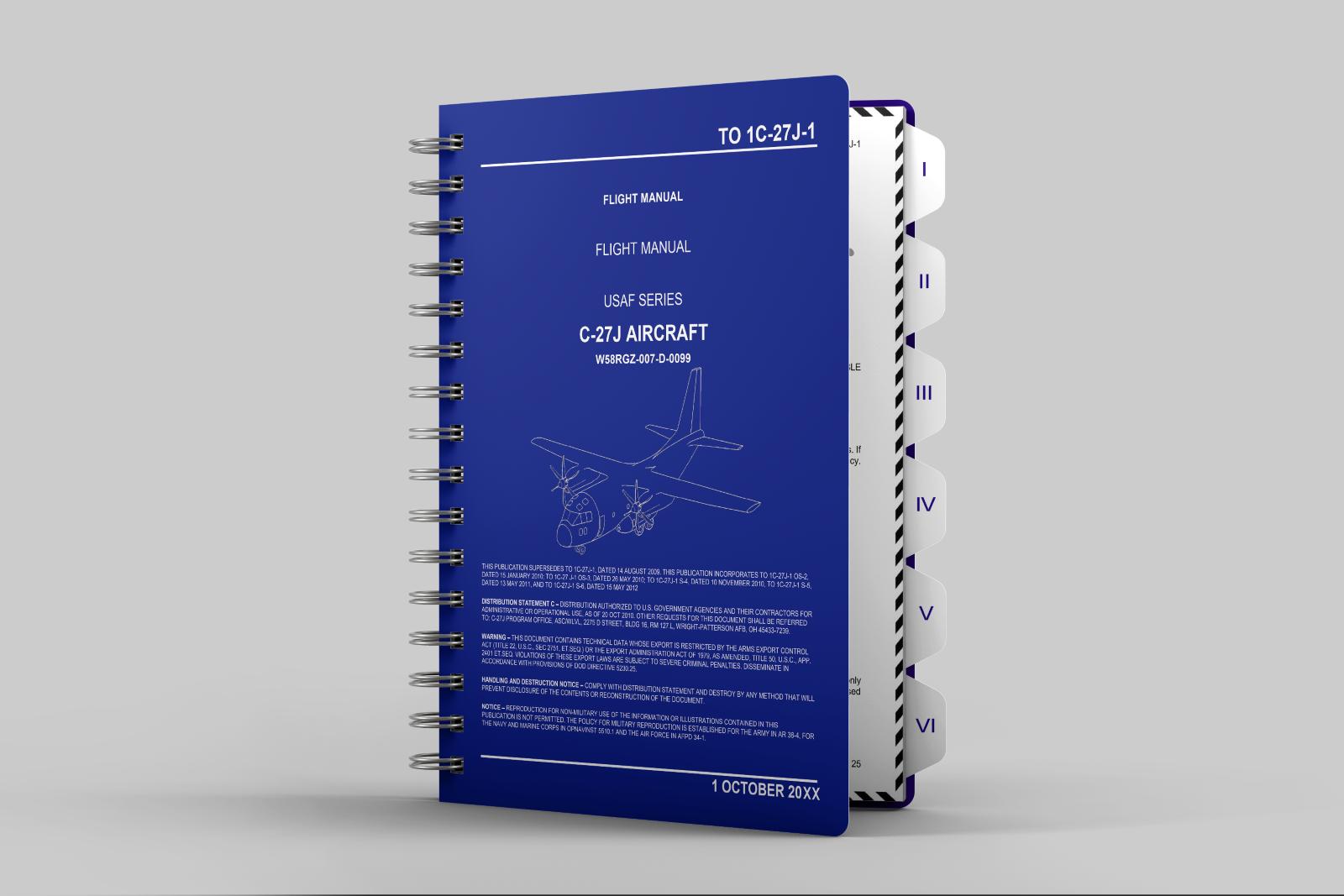Sample Tech Manual Cover